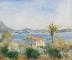 Tamaryszek - Auguste Renoir Kategoria MALARSTWO